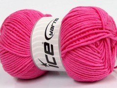 Lorena worsted - sladce růžová
