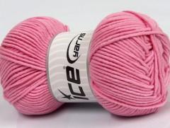 Lorena worsted - světle růžová