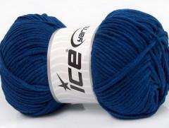 Lorena worsted - tmavě modrá