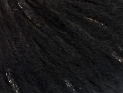 Lucilla mohér - černá