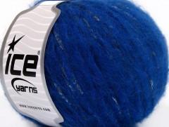 Lucilla mohér - modrá