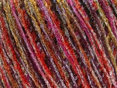 Madeira dorato - červenozelenorůžovopurpurovostříbrná