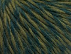 Magická vlna worsted - zelené odstíny 1