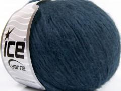 Mako bavlna softy - tmavě modrá