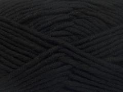 Merino chunky - černá