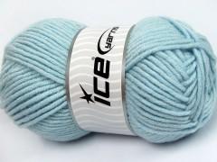 Merino chunky - dětská modrá