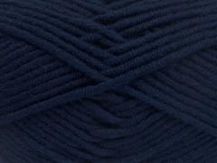 Merino chunky - námořnická