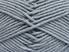 Merino chunky - světlá indigo modrá