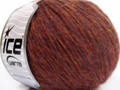 Merino extrafajn shine - měděnozlatopurpurová