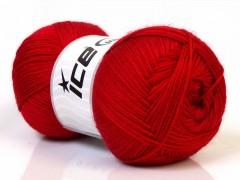 Merino gold - červená
