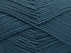 Merino gold light - indigo modrá