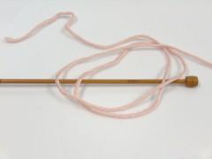 Merino gold light - pudrově růžová 1