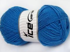 Merino gold light - tmavě modrá