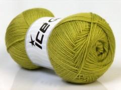 Merino gold - zelená
