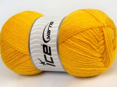 Merino gold - žlutá