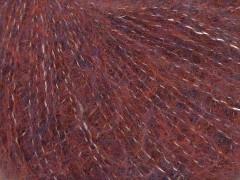 Merinobavlna extrafajn - měděnopurpurová