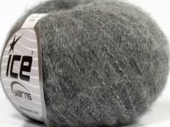 Merinobavlna extrafajn - světle šedá