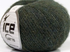 Merinobavlna extrafajn - tmavě zelená