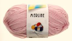 Merline - světle růžová 14748