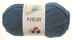 Merline - tmavý tyrkys 14777