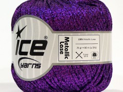 Mettalic lase plus - purpurová