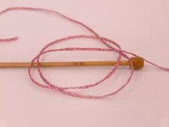 Mettalic lase plus - růžová