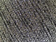 Mettalic lase plus - stříbrná