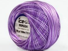 Mimosa - fialové odstíny
