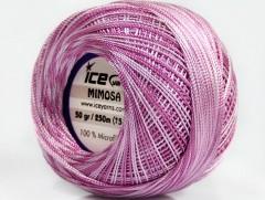 Mimosa - fialovopurple