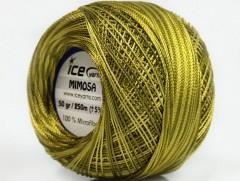 Mimosa - olivovězelená