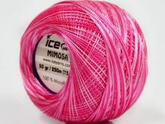 Mimosa - růžové odstíny