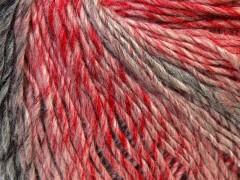 Mirage color - červenošedorůžová