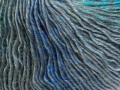 Mirage color - šedomodrotyrkysová