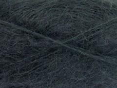 Mohér - antracitově černá