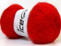 Mohér - červená