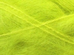 Mohér - fosforeskující žlutá