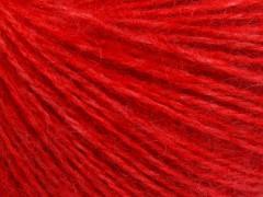Mohér light - červená