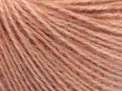 Mohér light - světle růžová