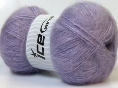 Mohér - světle fialová