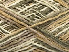 Monet vlna fajn - khakivelbloudíbéžovokrémová