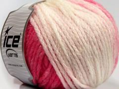 Nordic - růžovébílé odstíny