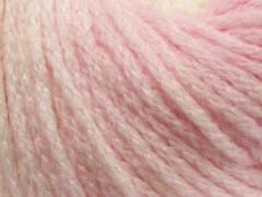 Nordic - světle růžovobílá