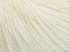 Organická dětská bavlna - bílá