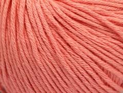 Organická dětská bavlna - růžová