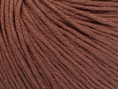Organická dětská bavlna - růžové dřevo