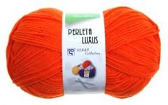 Perleta luxus - oranžová