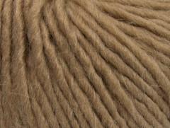 Peru Alpaka bulky - bílá káva