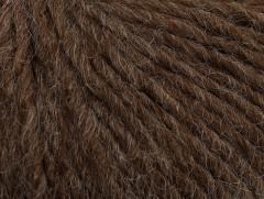 Peru Alpaka bulky - hnědá 1