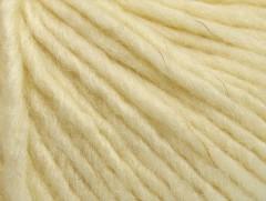 Peru Alpaka bulky - krémová 6