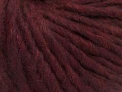 Peru Alpaka bulky - tmavě vínová